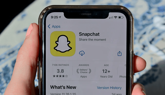 """What does """"pending"""" mean on Snapchat?"""